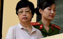 Bà Châu Thị Thu Nga tại tòa (Ảnh Zing)
