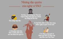 Infographic: Nhiều giám khảo quốc tế sẽ đánh giá tài năng âm nhạc cổ điển Việt Nam