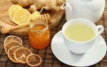 Trời mưa lạnh, ai không được uống trà gừng?