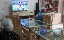 Cảnh sinh hoạt bình yên trong trung tâm dưỡng lão Diên Hồng