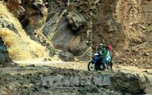 Vùng cao Trạm Tấu, Yên Bái vẫn bị cô lập