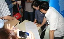 Bộ trưởng Y tế Nguyễn Thị Kim Tiến thị sát kiểm tra hoạt động các phòng khám có bác sĩ Trung Quốc tại TP HCM mới đây