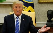 Tổng thống Mỹ Donald Trump sẽ công du Châu Á từ ngày 3-11.11, trong đó có Trung Quốc. Ảnh: Reuters