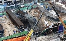 Vụ sập giàn giáo Fomosa là vụ tai nạn lao động nghiêm trọng năm 2015