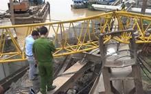 Vụ đứt dây cáp cẩu dầm cầu Ba Vì – Việt Trì, 2 công nhân chết