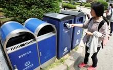 Đổ rác ở Hàn Quốc cũng có thời gian biểu