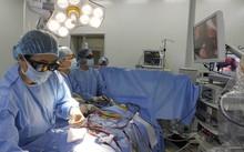 Lần đầu tiên Việt Nam mổ tim bằng công nghệ 3D