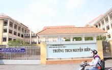 Trường THCS Nguyễn Hiền (quận 7, TP HCM).