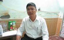 Thầy Dương Quang Thành. Ảnh: Báo Nghệ An