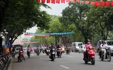 Các phố Hàng Khay - Đinh Tiên Hoàng - Lê Thái Tổ quanh hồ Hoàn Kiếm, cũng là phố đi bộ Hà Nội đang có giá đất dẫn đầu thủ đô. Ảnh: Nguyễn Lê.