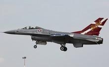 Phi cơ F-16 của không quân hoàng gia Đan Mạch. Ảnh: Military Aircraft.