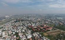 Giá đất TP HCM bất ngờ tăng mạnh vào cuối năm lan từ khu Đông sang khu Tây và cả trục đô thị phía Nam. Ảnh: Vũ Lê