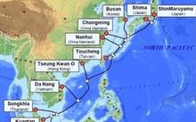 Tuyến cáp quang biển APG sẽ giúp Internet Việt Nam đi quốc tế nhanh và ổn định hơn.