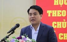 Chủ tịch Hà Nội Nguyễn Đức Chung.