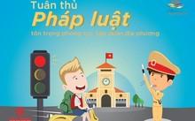 Bộ quy tắc ứng xử được phát hành với 5 ngôn ngữ. Ảnh: Sở Du lịch TP.HCM.