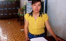 Cô Trần Thị Huyền. Ảnh: Pháp luật TP HCM