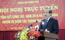 Phó thủ tướng Trương Hòa Bình phát biểu chỉ đạo hội nghị.