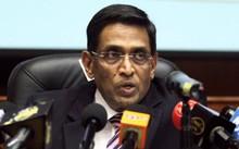 Bộ trưởng Y tế Malaysia Datuk Seri Dr S. Subramaniam.