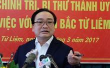 Bí thư Thành ủy Hà Nội Hoàng Trung Hải khẳng định những trường hợp cố tình vi phạm cần rút giấy phép kinh doanh
