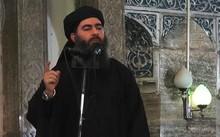 Thủ lĩnh tối cao của IS.