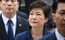 Cựu tổng thống Hàn Quốc Park Geun-hye.