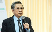 GS Nguyễn Minh Thuyết, tổng chủ biên chương trình Giáo dục phổ thông tổng thể.