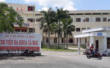 Bệnh viện Đa khoa tỉnh tỉnh Cà Mau.