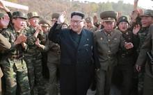 Lãnh đạo Triều Tiên Kim Jong-un. Ảnh: Reuters