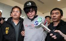 Hung thủ sát hại bé gái 4 tuổi trên đường phố Đài Loan hồi tháng 3/2016.