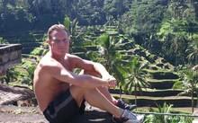 Andrew được điều trị tại bệnh viện địa phương ở Bali 2 tuần rồi mới xuất viện. Ảnh: Mirror.