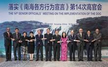 Cuộc họp quan chức cao cấp ASEAN - Trung Quốc về Thực hiện DOC. Ảnh: Bộ Ngoại giao