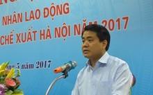 Chủ tịch Hà Nội trả lời các ý kiến tại buổi đối thoại