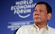 Tổng thống Philippines nói Chủ tịch Trung Quốc đã cảnh báo về chiến tranh. Ảnh: Reuters