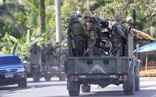 Quân đội chính phủ Philippines đang giao tranh dữ dội với phe nổi dậy tại thành phố Marawi, thuộc nhóm đảo Mindanao. Ảnh: Reuters