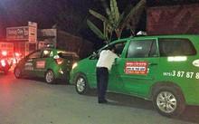 Tài xế hãng taxi Mai Linh vây bắt nghi phạm cướp taxi trong đêm.