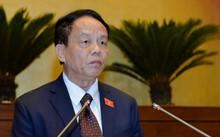 Ông Võ Trọng Việt - Chủ nhiệm Uỷ ban Quốc phòng an ninh của Quốc hội. Ảnh: quochoi.vn