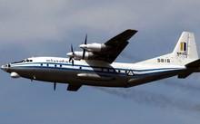 Một máy bay Y-8 của không quân Myanmar. Ảnh: Wiki
