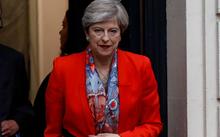 Thủ tướng Anh Theresa May.