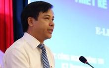Ông Nguyễn Sơn Hải, Cục trưởng Cục Công nghệ thông tin, Bộ giáo dục.