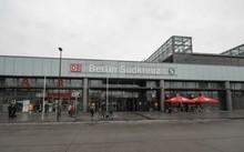 Nhà ga Suedkreuz ở thủ đô Berlin nơi sẽ được thử nghiệm phần mềm nhận diện.