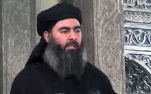 Kẻ cầm đầu Nhà nước Hồi giáo tự xưng.