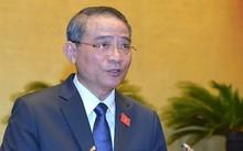 Bộ trưởng Trương Quang Nghĩa.