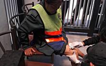 Một nhân viên vệ sinh môi trường Bangkok bị thương vì vụ nổ