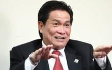 Ông Đặng Văn Thành đã lên kế hoạch tái cấu trúc Sacombank. Ảnh: NCĐT