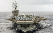 Tàu sân bay Mỹ và Nhật Bản