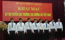 Việc tổ chức thi tuyển các chức danh lãnh đạo từng được Bộ GTVT thực hiện.