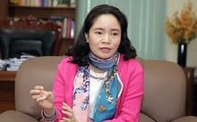 Bà Trịnh Thị Thuỷ