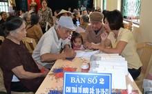 Lương hưu, trợ cấp BHXH dự kiến tăng khi điều chỉnh lương cơ sở. Ảnh: P.X.