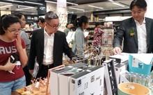 Thương hiệu bán lẻ tiếp theo được Central Group mang tới Việt Nam là thương hiệu chuyên về bán lẻ văn phòng phẩm B2S. Ảnh: H.L