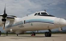 Máy bay do thám B-5002 mới của Trung Quốc. Ảnh: SCMP.